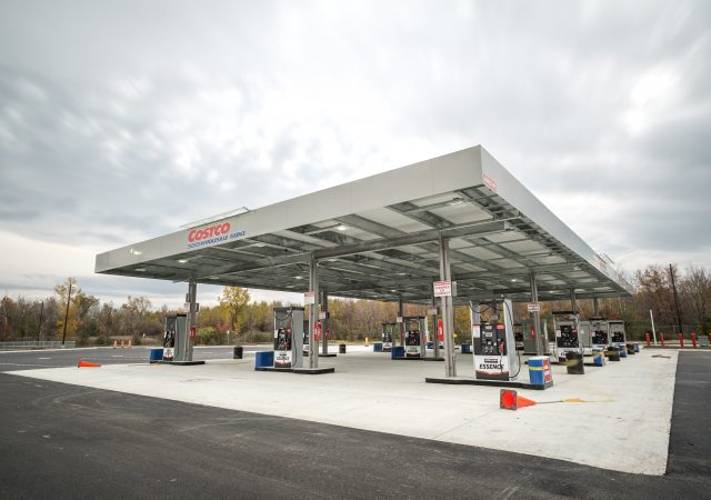 Station-service Costco, Saint-Bruno